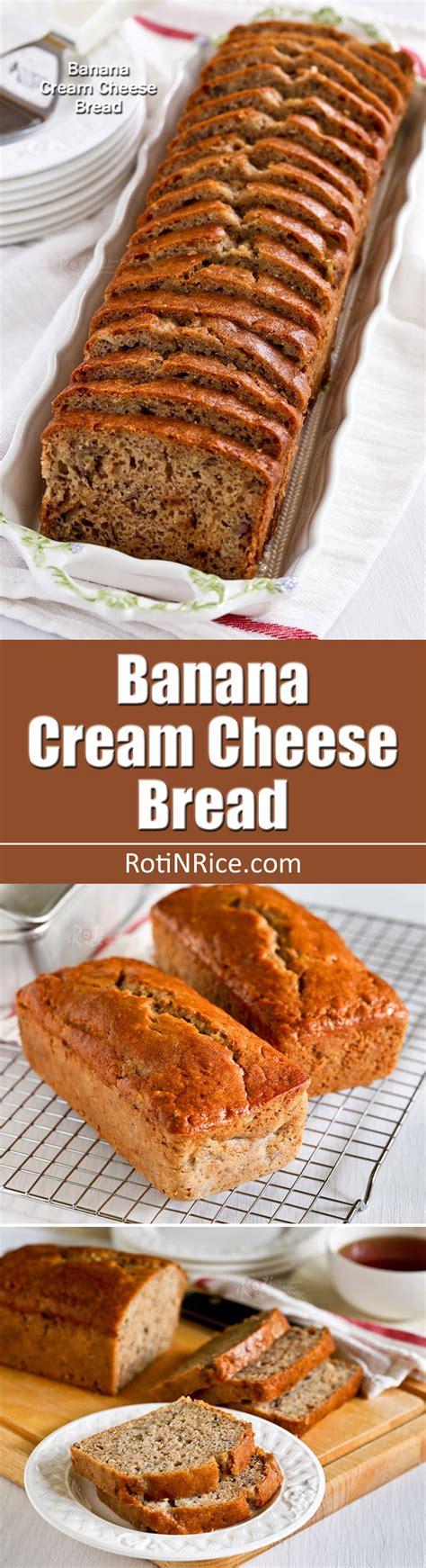 Cottage Cheese Banana Bread by Banana Cheese Bread Roti N Rice