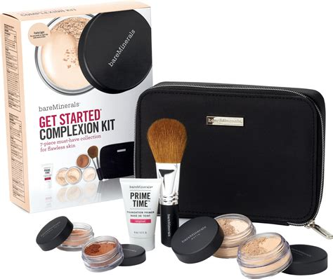 bareminerals get started complexion kit light bareminerals get started complexion kit