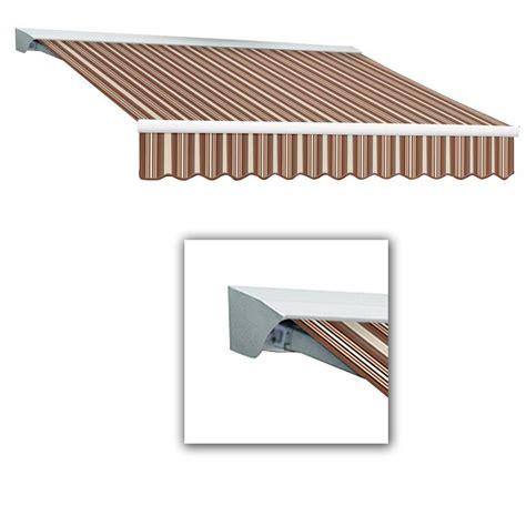 plexiglass awnings awntech 16 ft maui lx right motor retractable acrylic