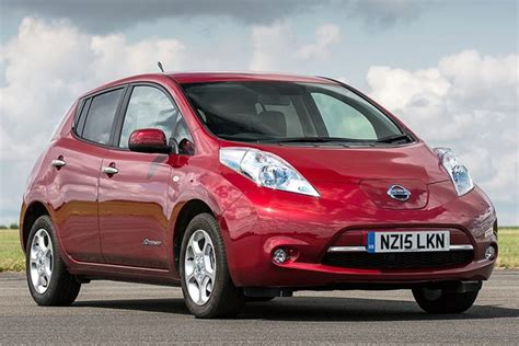 nissan leaf hatchback from 2011 used prices parkers