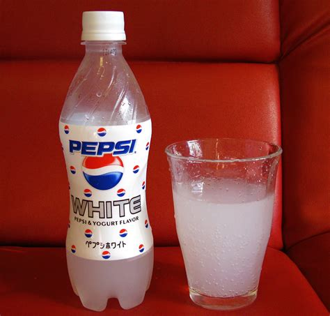 pepsi yoghurt the test michael john grist