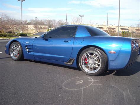 2003 zo6 corvette used corvette for sale