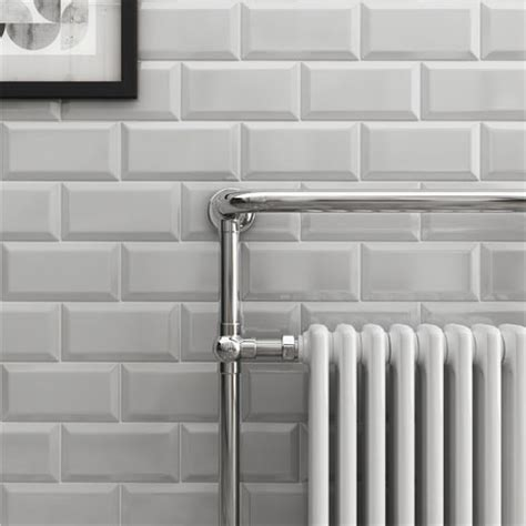 light grey bathroom wall tiles grey metro tiles buy metro gloss grey tiles victorian plumbing