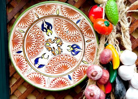 Handmade Ceramics For Sale - handmade ceramics for sale in spain stock photos