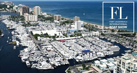 boat show hotels fort lauderdale fort lauderdale international boat show announces date