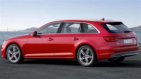 Audi Avant A4 by 2016 Audi A4 Avant Review Drive Carsguide