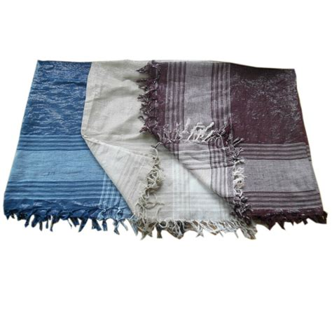 large square scarf cotton large 90cm square cotton silver thread scarf scarves 3