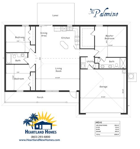 the palomino heartland homes of florida