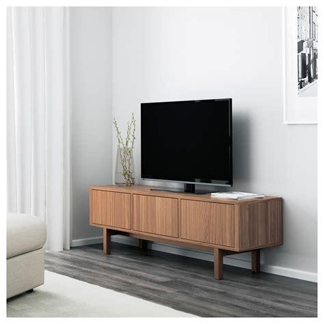 Banc Tv Stockholm Ikea by Stockholm Banc Tv Plaqu 233 Noyer 160 X 40 X 50 Cm Ikea