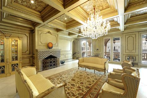 Lee Najjar S Atlanta Mansion Re Listed For 22 5 Million Homes Of The Rich