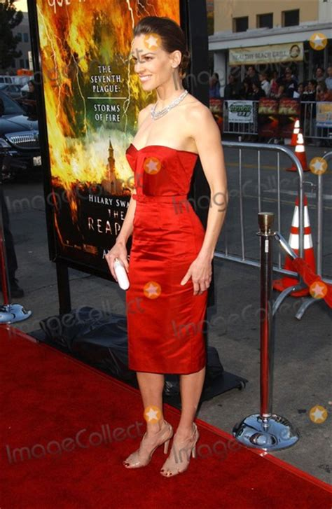 Hilary Makes A Reaping Premiere by Pictures From Quot The Reaping Quot Premiere