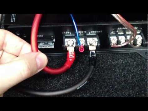 Speaker Aktif Lexus how to instal car audio part 2 cara menginstal audio mobil part 2 funnydog tv