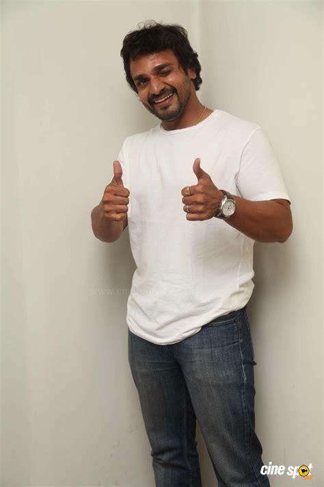 Vijay Raghavendra at Ranatantra Audio Release (5)
