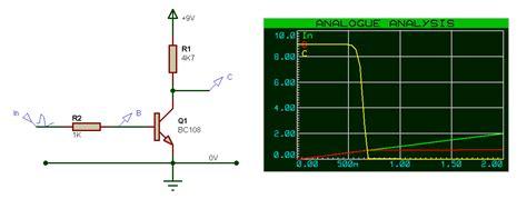 transistor mosfet commutation electronique bases utilisations du transistor