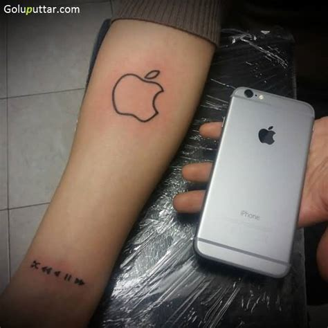 iphone tattoos