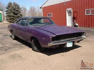 1968 dodge charger for sale cheap project search