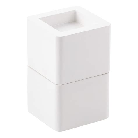 wooden bed risers white solid wood bed risers the container store