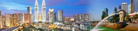 nights days singapore malaysia  package discover