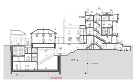 Chicago Condo Floor Plans by Are Super Basements Creating Greater Flood Risk In London