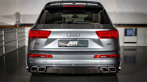 Audi Qs7 by Abt Audi Qs7 Exhaust Sound