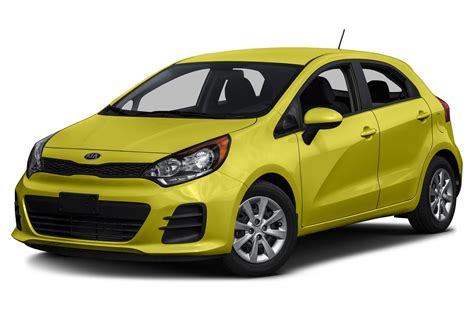 hatchback cars 2016 2016 kia rio price photos reviews features
