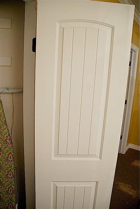 Double Pantry Doors Replace Bifold Closet Doors Regular Doors