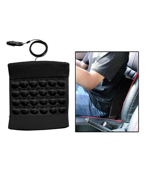 vibrating seat pad speedwav vibrating car back seat cushion for relaxation