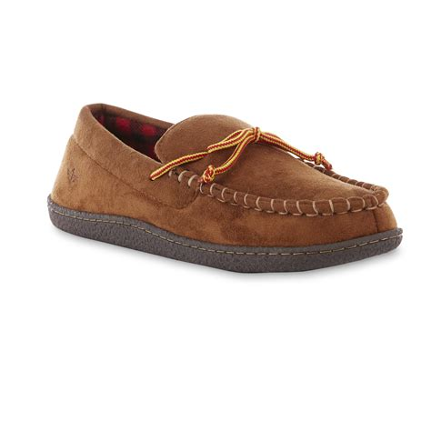 dockers mens slippers dockers s boater moc brown slipper shop your way