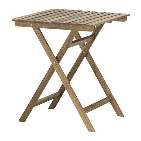 Ikea Gartentisch