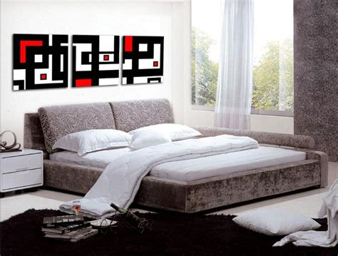 quadro testata letto 40 quadri moderni astratti per la da letto