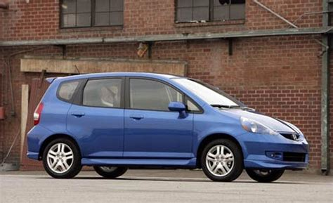 Honda Fit 2007 by Car And Driver