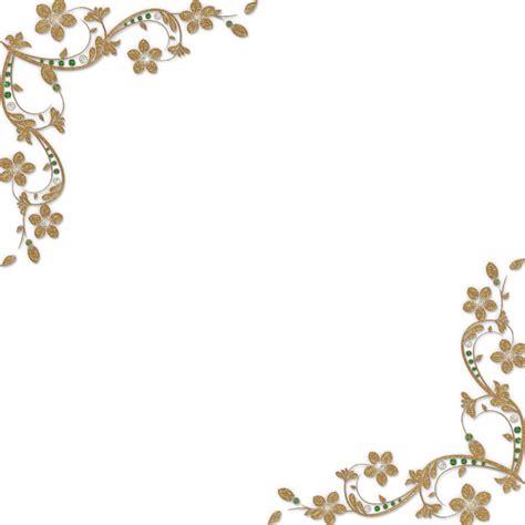 paginas para descargar imagenes en png gratis 7 bellos bordes dorados para fotos gratis en png marcos