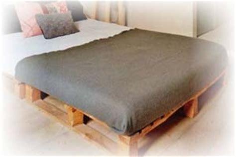 Bouwtekening Pallet Bed by Zelf Een Pallet Bed Maken Tips Bouwtekeningenpakket