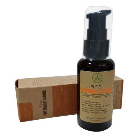 Serum Been Pink purito vitamin c serum 60ml freebie renewed ebay