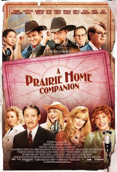 a prairie home companion review 2006 roger ebert