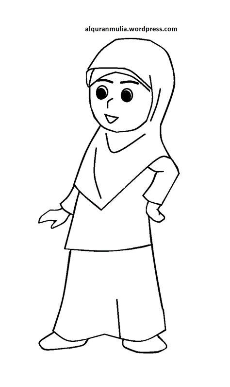 gambar wallpaper anak muslim gambar kartun anak muslim gallery gambar kartun muslimah