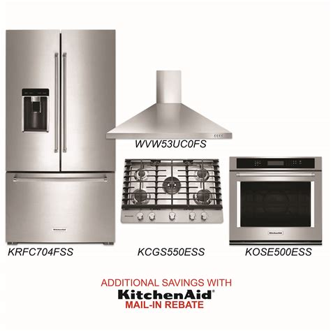 Kitchenaid Appliances Wholesale Discount Package Kitchenaid 4 Stainless Steel