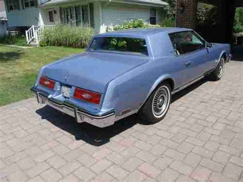 1984 Buick Riviera For Sale Find Used 1984 Buick Riviera T Type Coupe 2 Door 3 8l In