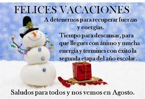 imagenes vacaciones invierno tarjetas para las vacaciones de invierno tarjetas para