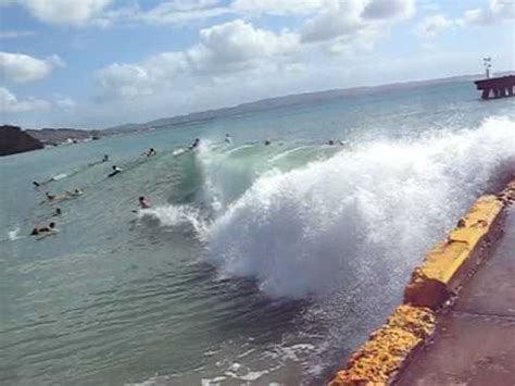 crash boat waves crash boat puerto rico youtube
