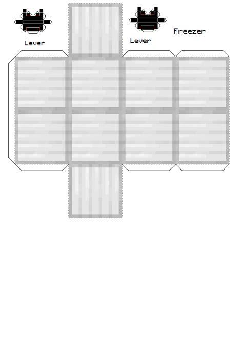 Paper Craft Furniture - papercraft kitchen furniture