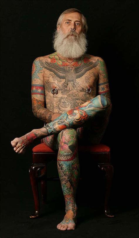 old guy with tattoos with tattoos zoeken never tat