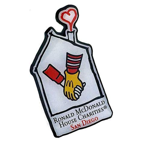 Bordir Patch Emblem Badgr Mcdonald recent lapel pins coins key chains woven labels pvc patches