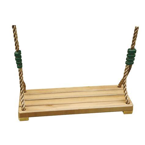 Balançoire en bois TRIGANO   Leroy Merlin