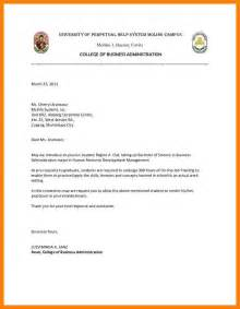 Application Letter Template For Ojt Application Letter Sle Ojt Student Warren Buffett