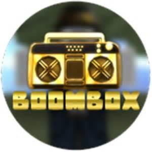 Boombox vip roblox