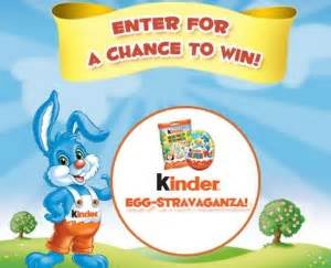 Free Hunt Giveaways - win kinder canada easter egg hunt kit free stuff finder canada