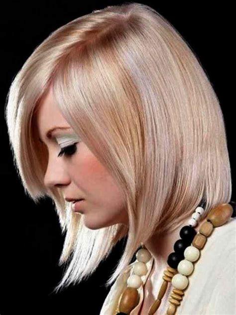 medi length hair styles tagli capelli corti medi e lunghi bob destrutturato