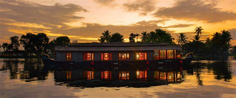 kerala boat house rates houseboat packages honeymoon packages in kerala houseboat