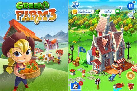 Game Green Farm 3 Mod Java | tai game green farm 3 n 244 ng trại xanh tiếng việt crack